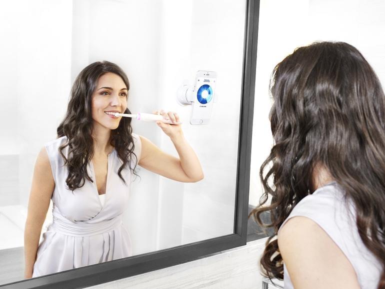 Oral-B-Zahnbürste kommt mit App