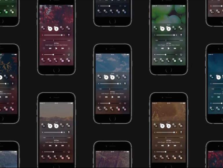 Konzeptdesigner Sam Beckett überrascht mit einem völlig überarbeiteten Kontrollzentrum für iOS