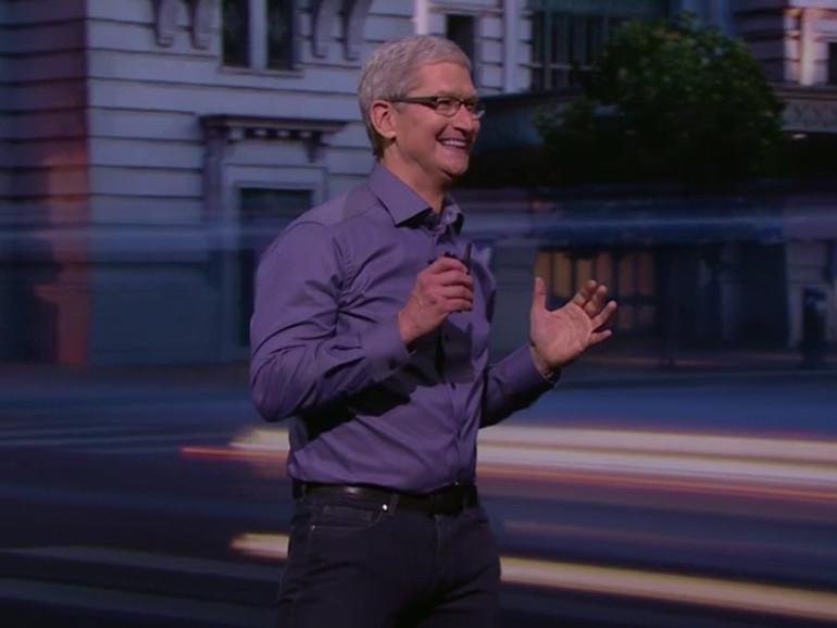 Tim Cook wird wohl am 21.3. das iPhone SE vorstellen
