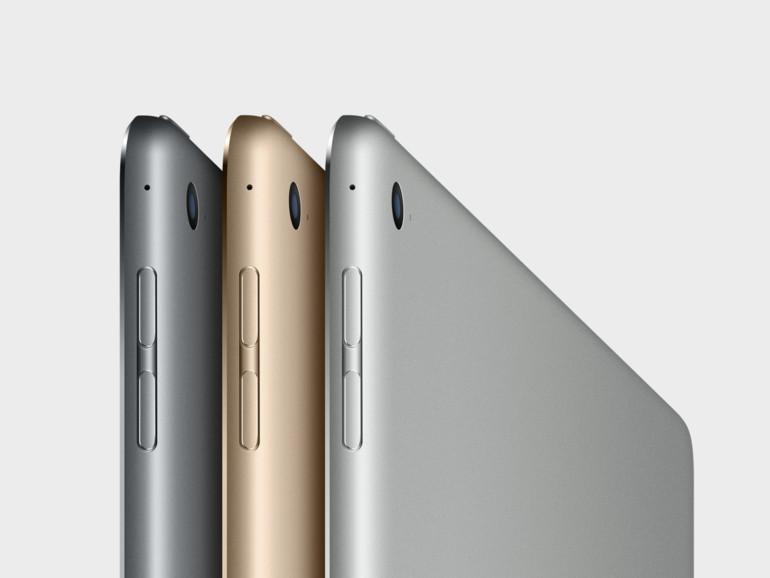 Erhält das iPad Air 3 eine 12-Megapixel-Kamera?