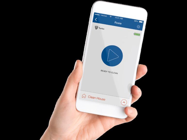Neato-App auf dem iPhone