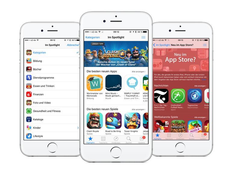 Phil Schiller bringt mehr Schwung in die App Stores
