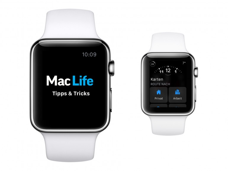 So verwaltet ihr die Checks der Apple Watch