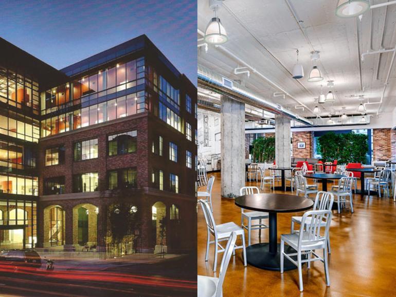 Apples neuestes Büro befindet sich in San Francisco