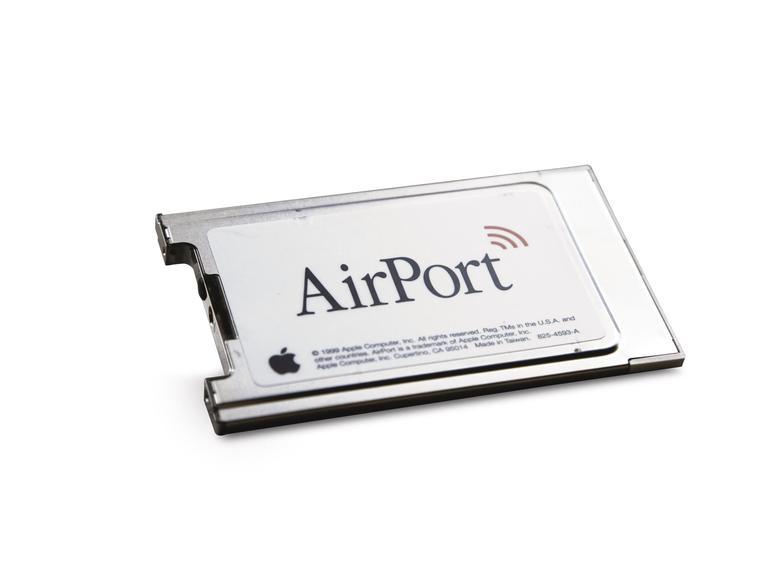 Mit einer AirPort-Karte aus zweiter Hand kannst du ohne Probleme WLAN bei einem alten PowerPC-Mac nachrüsten.
