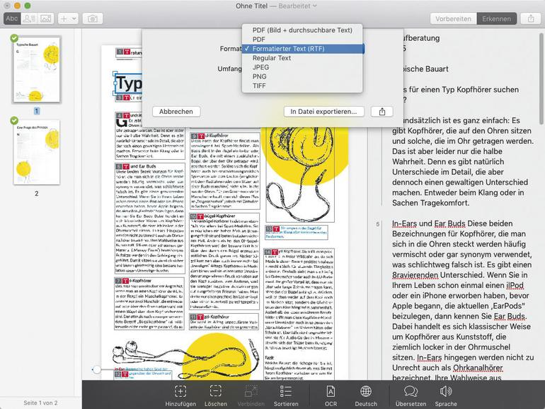 Das papierlose Büro: So digitalisiert du Briefe und mehr