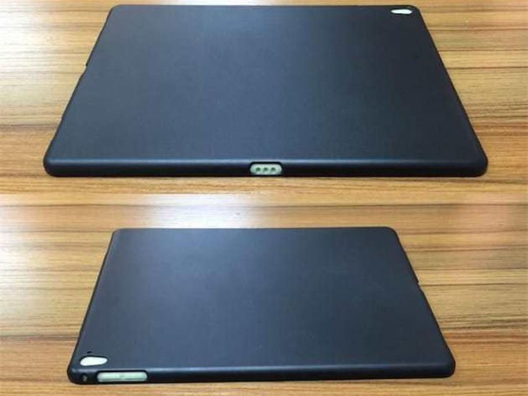 Vermeintliche Hülle für das iPad Pro 9,7 Zoll