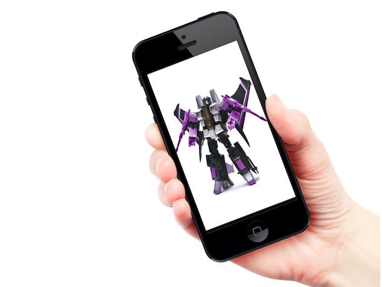 iPhones als 3D-Scannner sollen Kinder glücklich machen