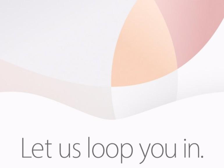 """Apple veranstaltet am 21. März ein Event unter dem Motto """"Let us loop you in"""""""