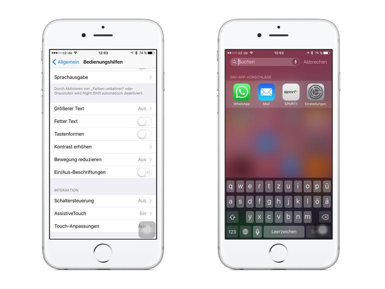 Dieser Tipp verleiht deinem iPhone Flügel!