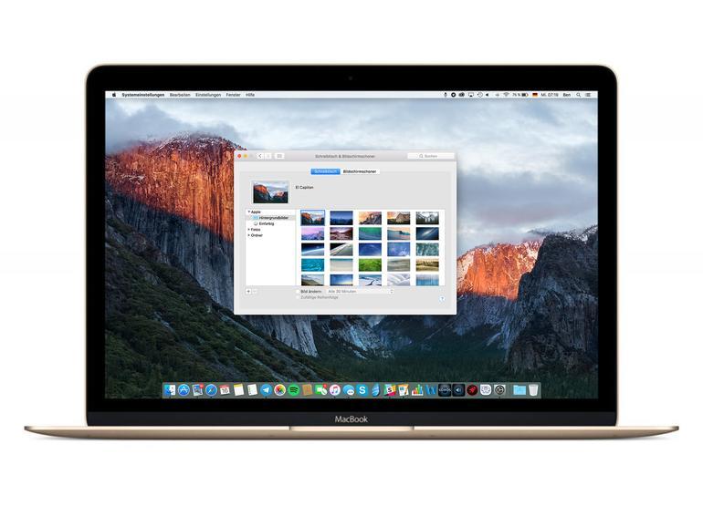 Bildschirmschoner als Mac-Hintergrund nutzen - so geht's