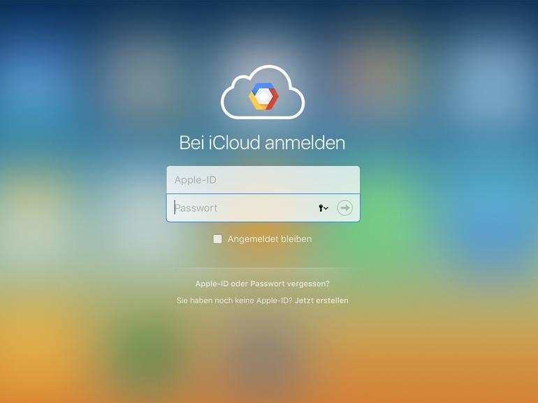 Liegen unsere iCloud-Daten bald bei Google?