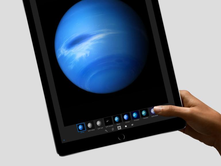 iPad Air Pro oder schlicht iPad Pro? Das 9,7 Zoll große Tablet hat noch keinen Namen