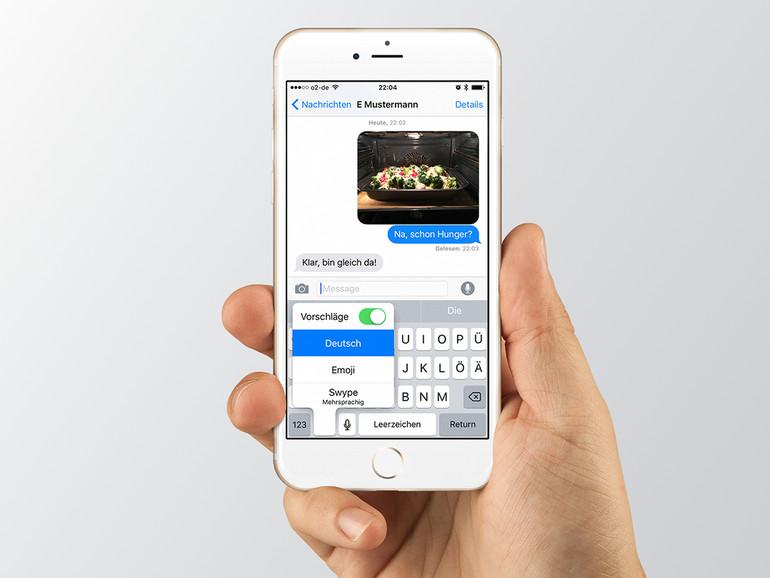 So tippst du noch effizienter auf deinem iPhone & iPad