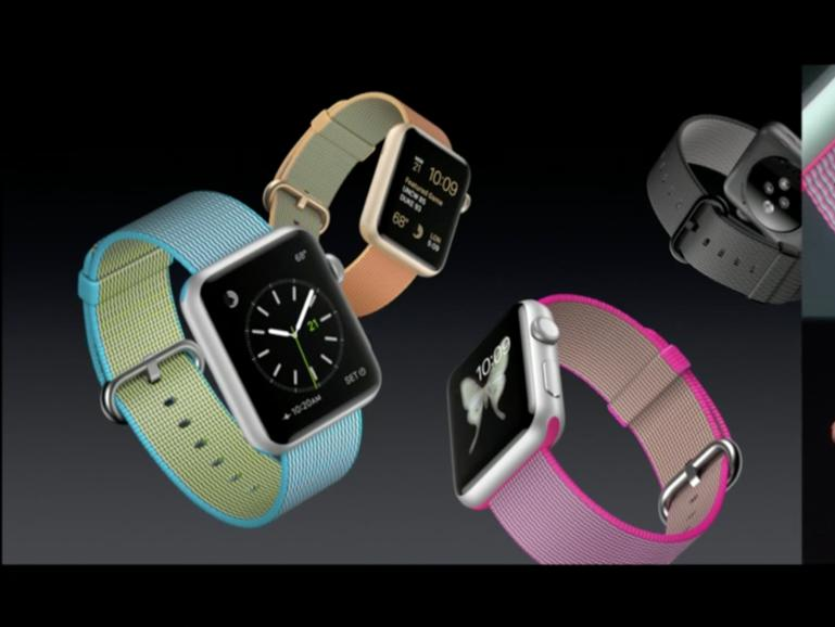 Apple bringt viele neue Armbänder für die Apple Watch heraus