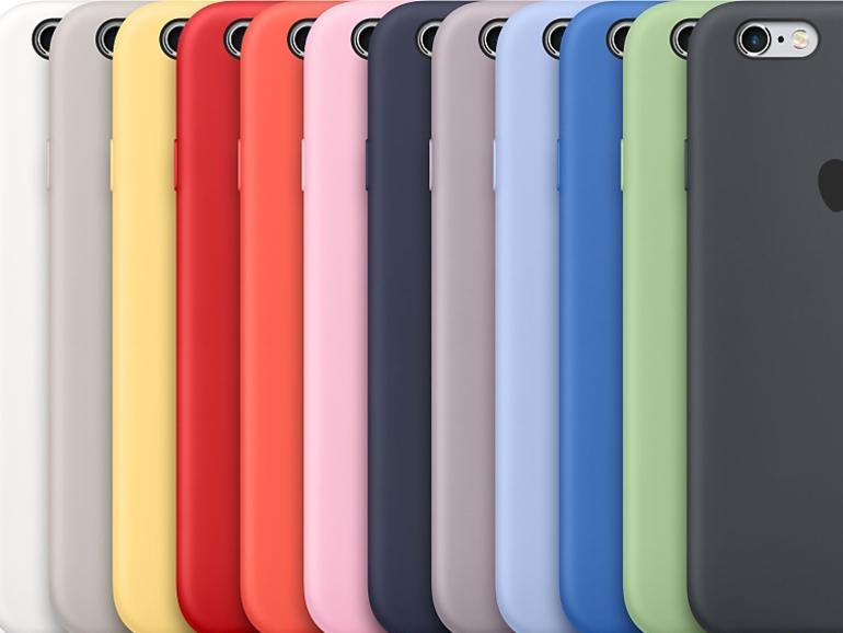 Im Online Store Apples gibt es neue iPhone-Hüllen