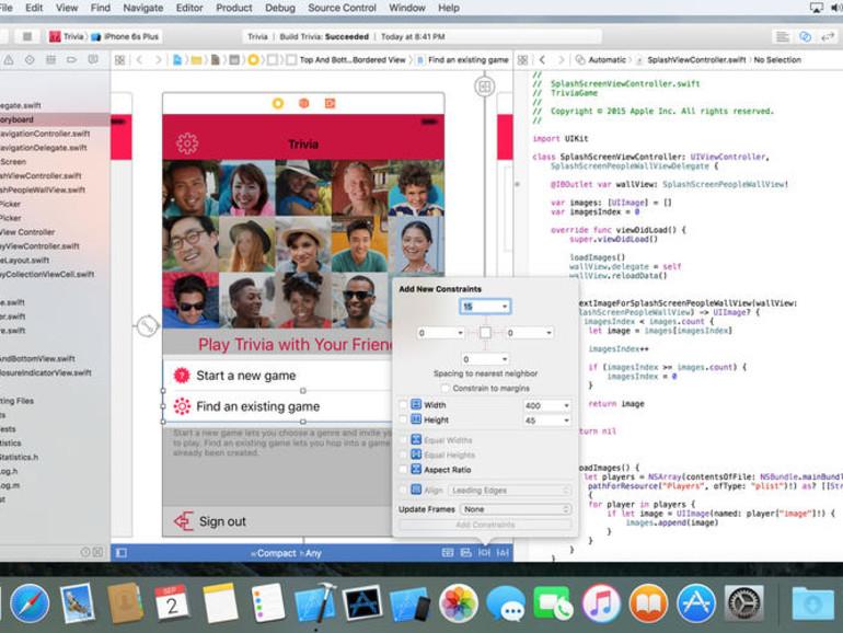 Xcode 7.3 unterstützt die SDKs aller neuen Betriebssysteme Apples