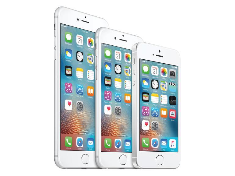 Kleines iPhone, kleines Display: Werbebranche in Angst