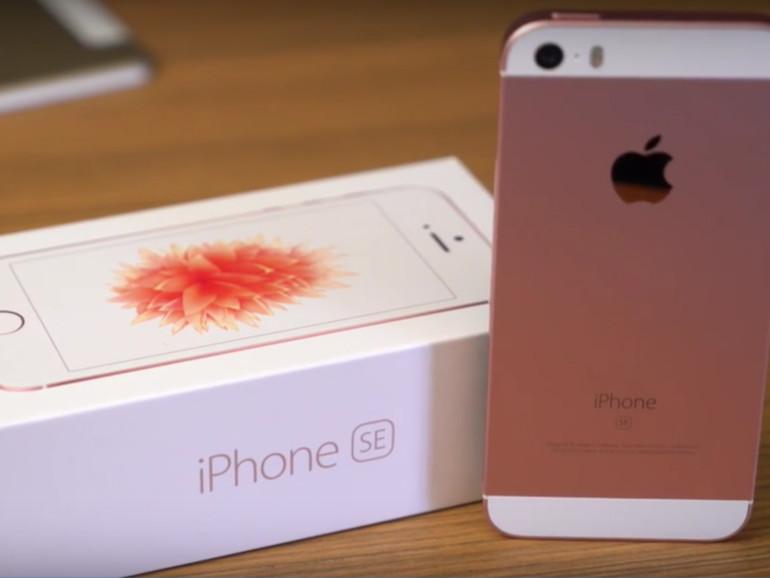 Das erste Unboxing-Video des iPhone SE ist da!