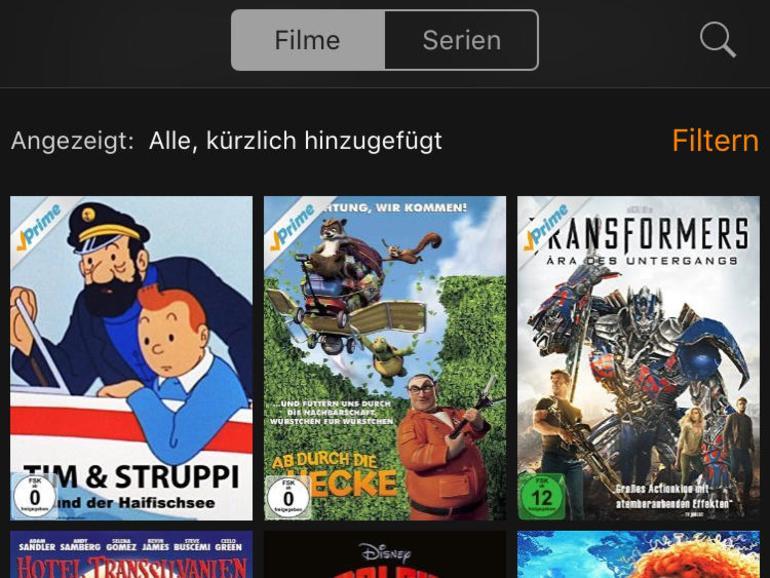 Musik, Filme, Serien: Amazon als günstige Alternative zum iTunes Store