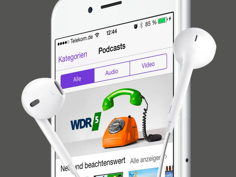 So holst du dir die besten Podcasts auf dein iPhone