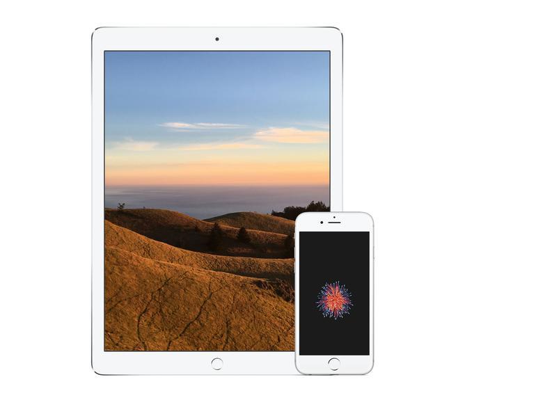 iPhone SE und neues iPad Pro: Hier bekommst du die neuen Wallpaper auch für dein iDevice
