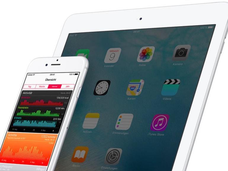 iOS 9 hat immer noch das ein oder andere Problem