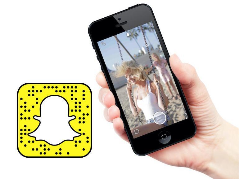 Snapchat - die neue Art des Chattens