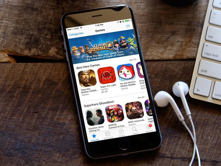 iPhone-Besitzer geben am meisten Geld für Spiele aus