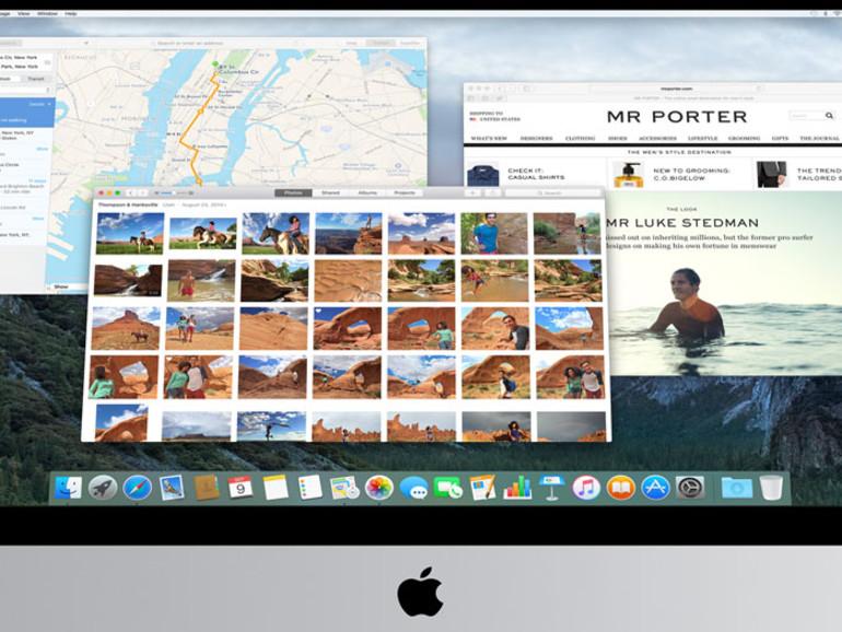 OS X könnte bald nicht mehr OS X heißen