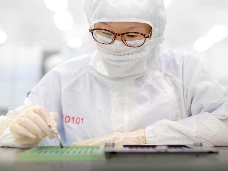 Apple hat die Arbeitsbedingungen seiner Zulieferer weiter verbessert