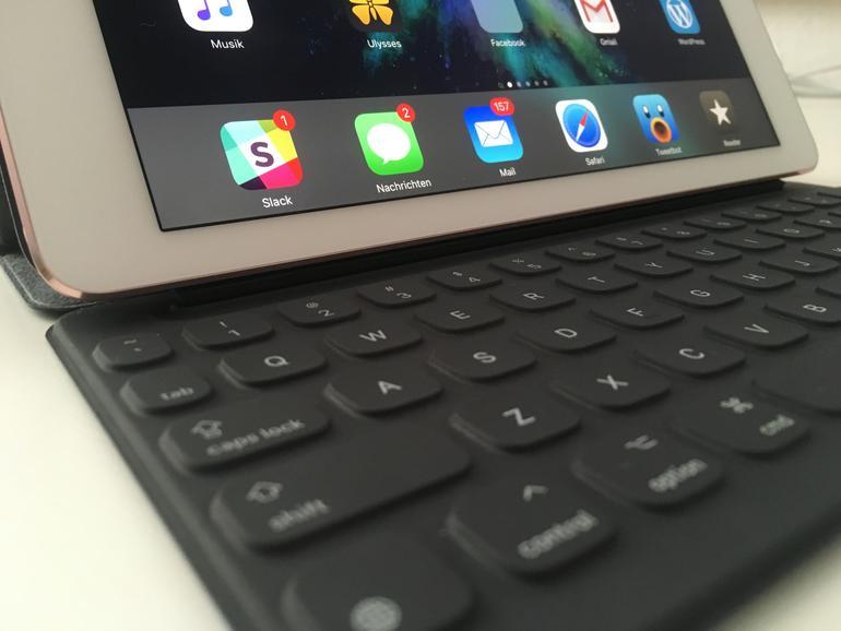 Test: iPad Pro 9,7