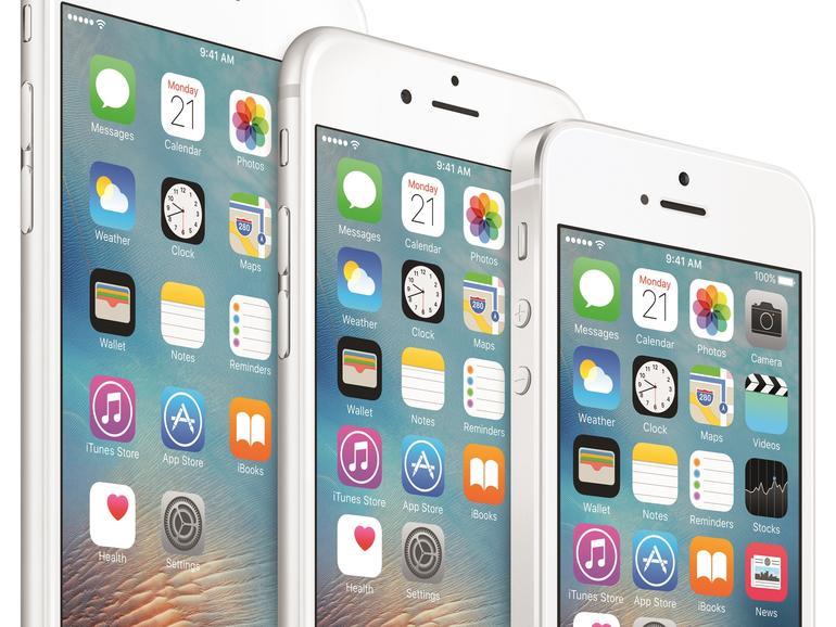 Die Verkaufszahlen der iPhones könnten erstmals zurückgehen