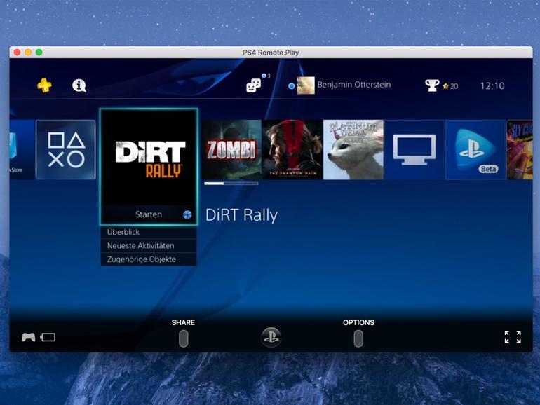 PlayStation 4 Spiele auf dem Mac mit Remote Play | Mac Life