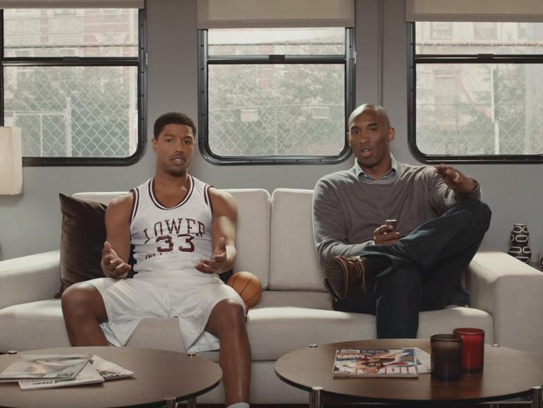 Kobe Bryant nutzt Siri auf Apple TV 4