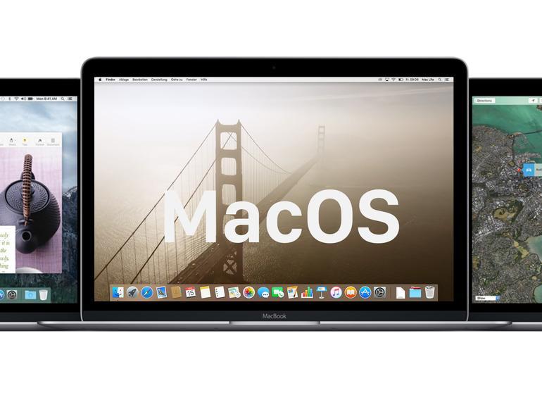 Wie wird MacOS 10.12 heißen? MacOS Golden Gate?