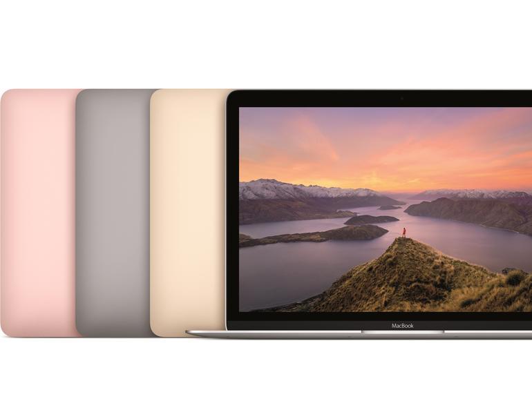 Apples neues MacBook kommt in vier möglichen Konfigurationen