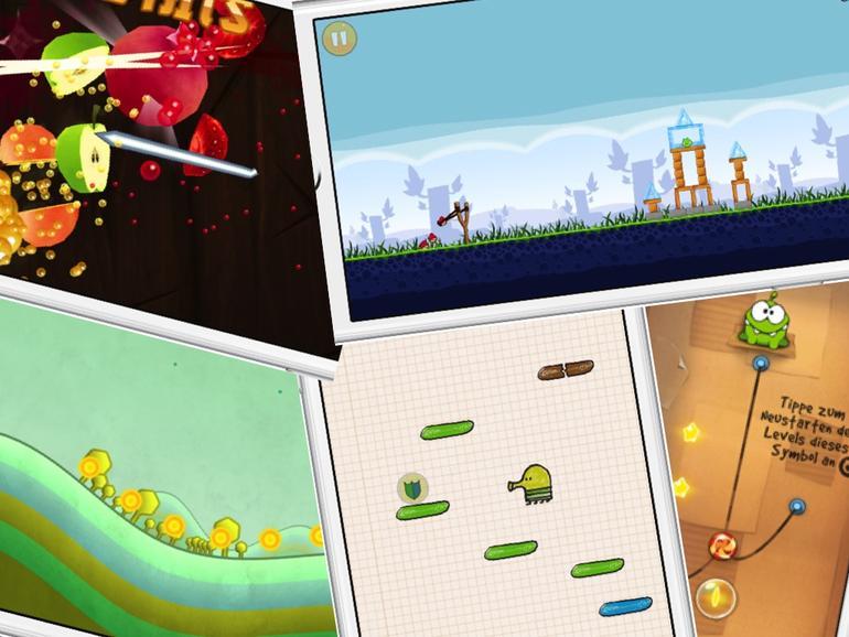 Muss man haben: Diese 5 iPhone-Spiele sind echte Klassiker