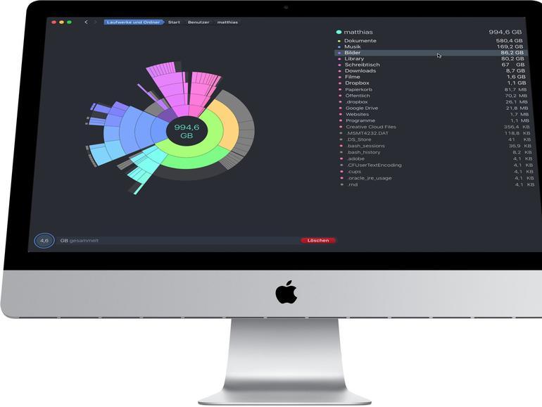 Festplatte Aufraumen Mac Beschleunigen Auf Die Einfache Art Mac Life