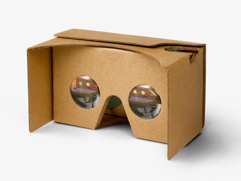 Cardboard Vr Brille Basteln : Google cardboard ab sofort in deutschland mac life