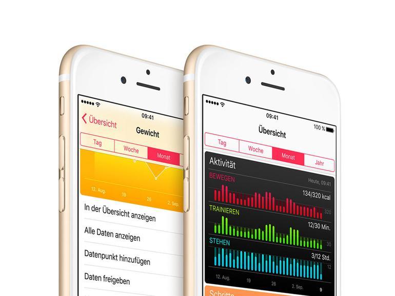 So deaktivierst du die Fitness-Tracking-Funktionen deines iPhones