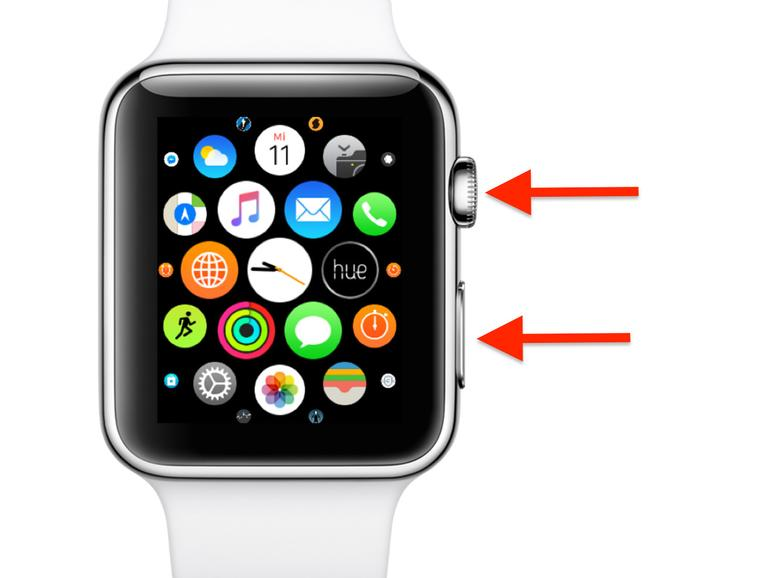 apple watch screenshot erstellen so geht s mac life. Black Bedroom Furniture Sets. Home Design Ideas