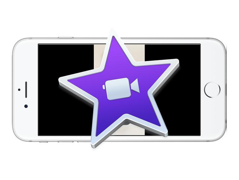 So drehen Sie Videos am iPhone mit iMovie - von vertikal zu horizontal