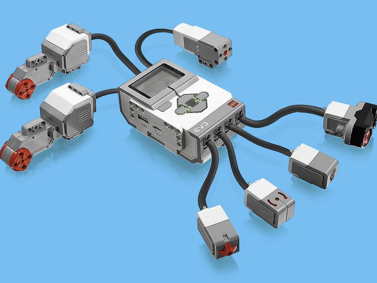 Mindstorms EV3: Linux trifft Lego