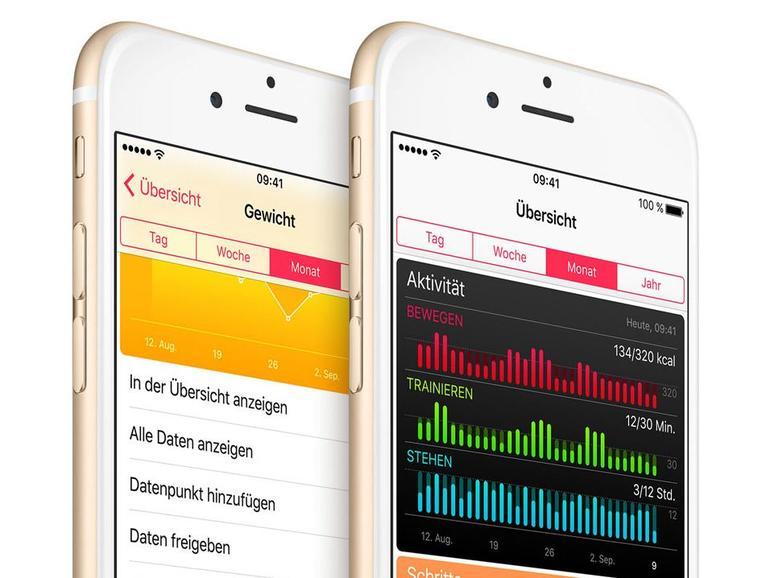 Cook und Apple sehen die unmittelbare Zukunft Apples im Gesundheitsbereich