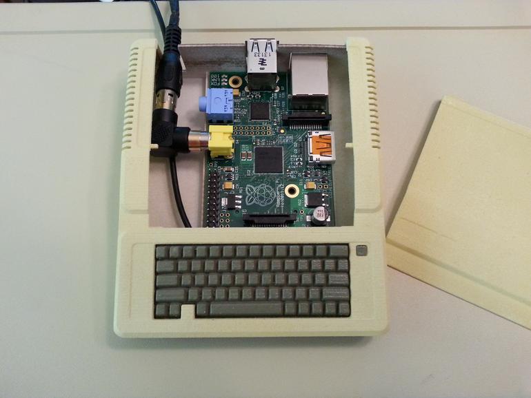 Mac als Raspberry Pi Gehäuse