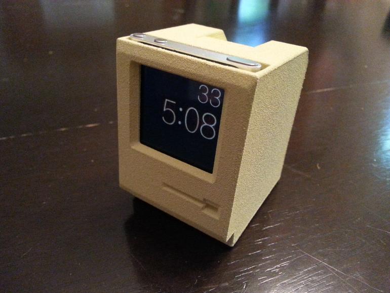 Mac als Miniatur