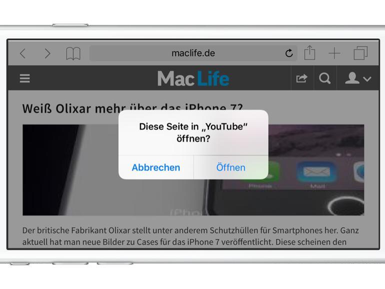 Youtube app geht nicht mehr iphone