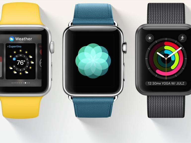 Apple hat das Betriebssystem der Apple Watch überarbeitet