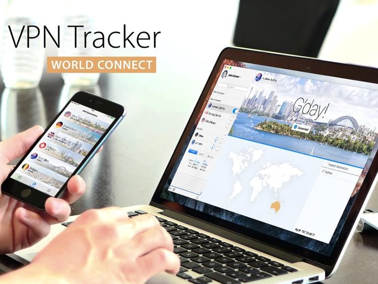 Der VPN Tracker World Connect lässt sich kostenlos testen